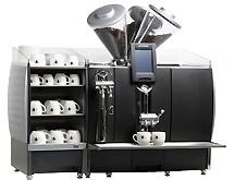Koffiemachines Horeca