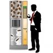 Distributeur automatique de boissons chaudes (à partir de 20 salariés)
