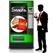 Distributeur de snacks et confiseries