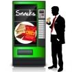 Distributeur de snacks et confiseries