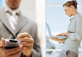 CORIOLIS TELECOM  - Téléphonie mobile professionnelle sur PDA Windows Mobile
