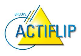 ACTIFLIP - CLOISONS INDUSTRIELLES