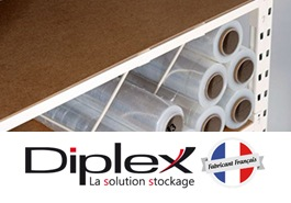DIPLEX - Rayonnage de stockage