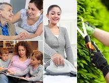 Services aux particuliers - Aide à domicile