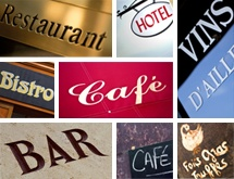 Café Hôtellerie Restauration
