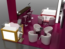 Stand pour salons