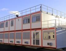 Bâtiments modulaires