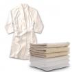 Badjassen en handdoeken