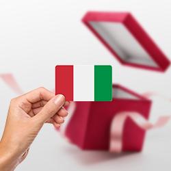 Come funziona un buono regalo in Italia?