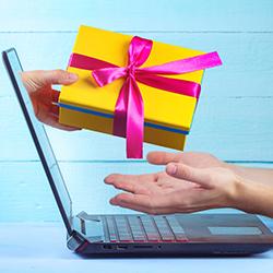 Come funziona una e-carta regalo in Italia?