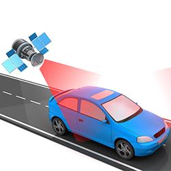 Che significa GPRS? Come fa questo sistema a localizzare la mia auto?